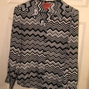 Missoni  for Target size S blouse, worn once